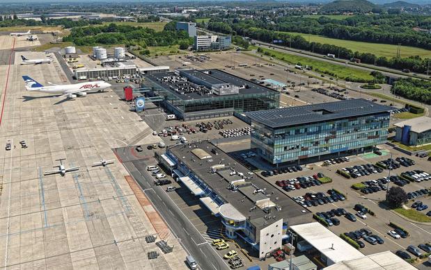 Une grève touche Liege Airport et cloue des avions au sol