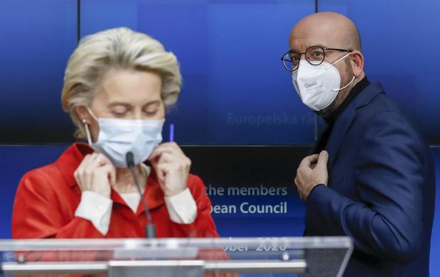 Premières vaccinations en Europe peut-être fin décembre, selon von der Leyen