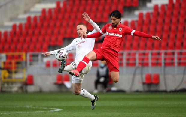 'Gelukkig speelt Antwerp zonder publiek'