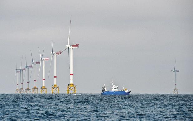 Le géant pétrolier BP se lance dans l'éolien en mer via un partenariat aux Etats-Unis
