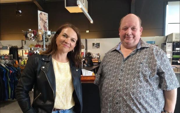 Bart Claeys openhartig bij Siska in 'Durf te vragen'