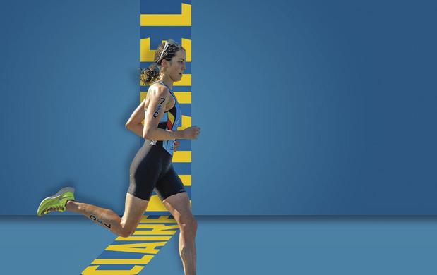 Triathlon: Claire Michel, à Tokyo pour l'amour des Jeux