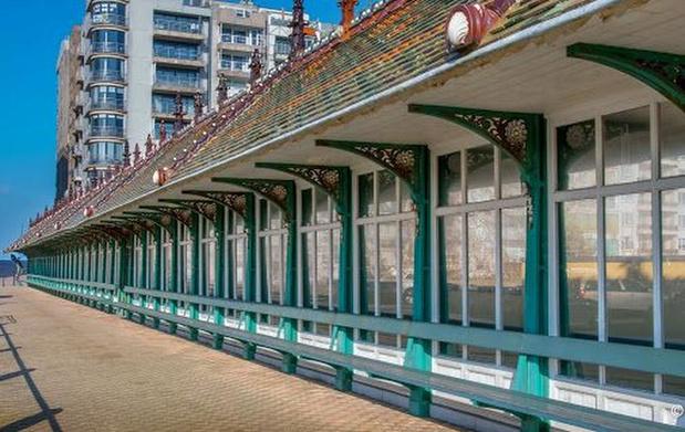 Pier en Paravang opnieuw opengesteld