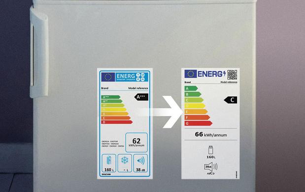Nieuw energielabel voor huishoudtoestellen: wanneer vervangt u best een oud apparaat?