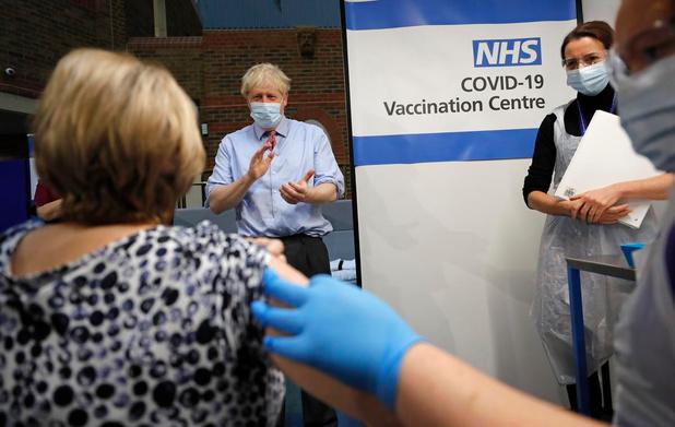 Le vaccin Pfizer/BioNTech déconseillé au Royaume-Uni en cas d'importantes allergies
