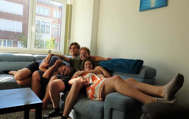 Cohousing zit ook in Kortrijk in de lift: stijgende huurprijzen doen jongeren creatief wonen