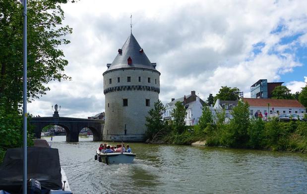Beperkte 21 juli-viering in Kortrijk