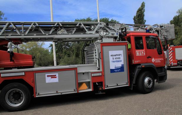 Vrijwillige brandweer zoekt versterking