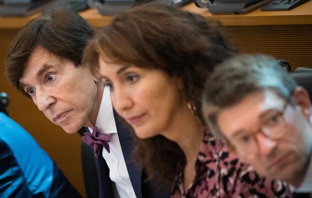 """""""Il y a clairement une accélération"""" de la vaccination en Wallonie, clame Morreale"""