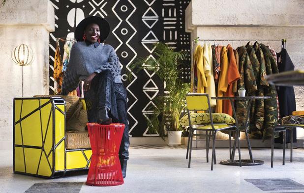 Adama Ndiaye, infatigable entrepreneuse du made in Africa