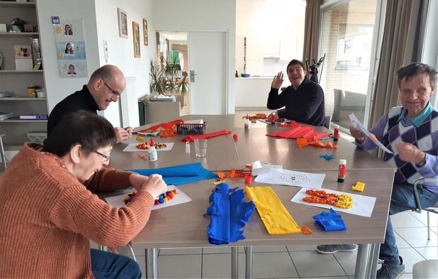 Centrum Havenzate in Veurne heeft nood aan mondmaskers