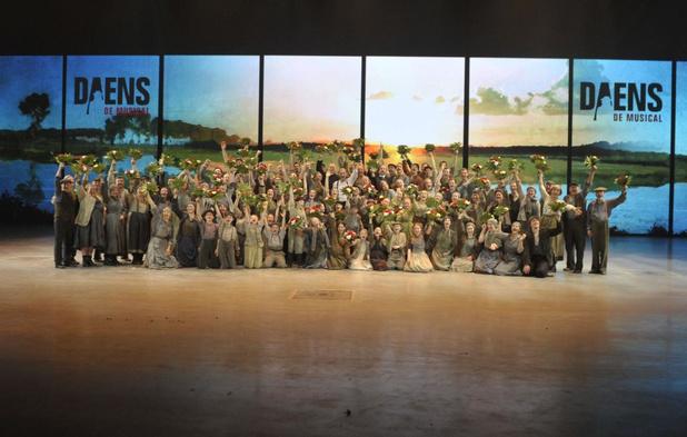Prachtige, nieuwe, spectaculaire versie van 'Daens, de musical 2.0' in Puurs
