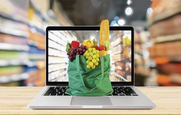 Un ménage sur deux achète régulièrement en ligne, et de plus en plus de l'alimentation
