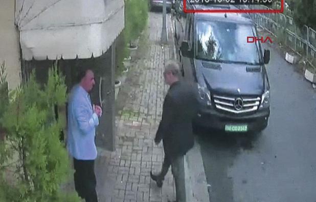 "Assassinat du journaliste Jamal Khashoggi: ""Des faits indiscutables"""