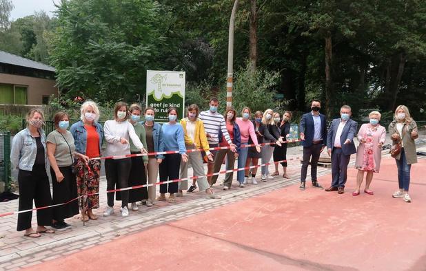 Freinetschool in Sint-Andries krijgt veiliger schoolomgeving