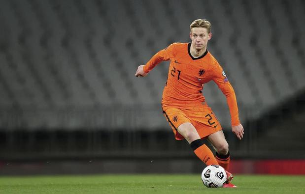 """Frenkie de Jong, l'ambitieux Néerlandais: """"Je peux encore faire mieux"""""""