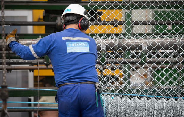 Bekaert fuseert Colombiaanse staaldraadactiviteiten