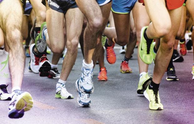 Eén enkele marathon verjongt de slagaders
