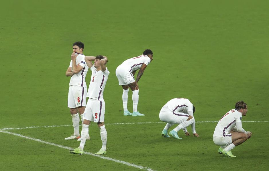 Engeland en de verloren EK-finale: het momentum onderschat