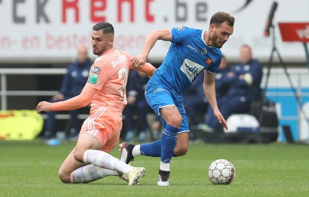 Middenvelder Birger Verstraete keert terug naar Belgisch voetbal