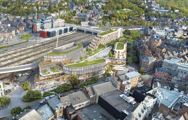 Le marché de l'urbanisme est resté stable à Namur en 2020