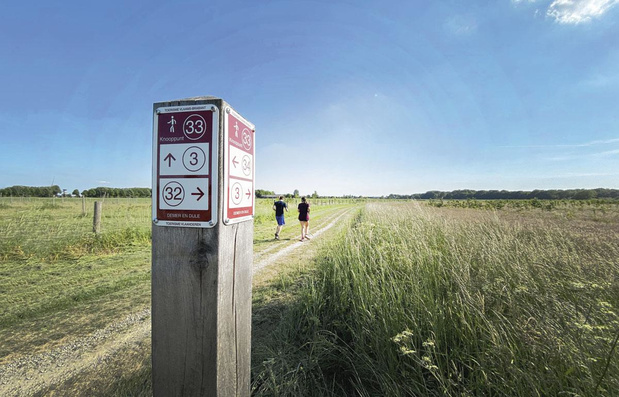 Le système des points-noeuds, pour des randonnées sur mesure cet été