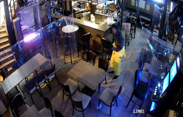 Drieste inbreker maakt 5.000 euro buit in taverne De Klokke