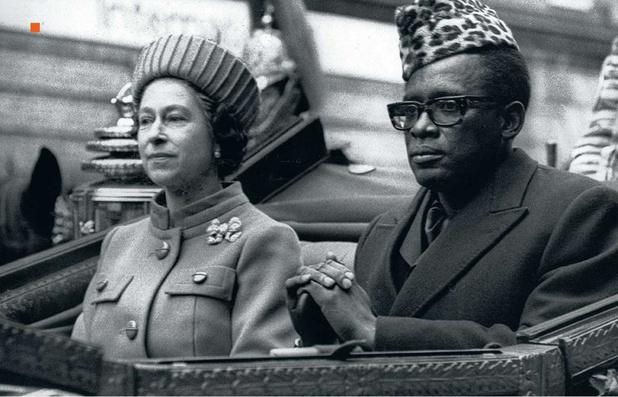 Joseph-Désiré Mobutu un coûteux rempart contre le communisme