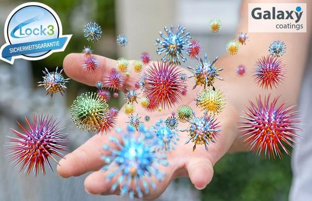 AtéCé introduceert Galaxy Lock 3, een antimicrobiële dispersielak