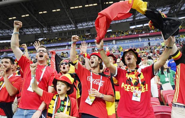 Kippenvelmatch #1: Brazilië-België 1-2