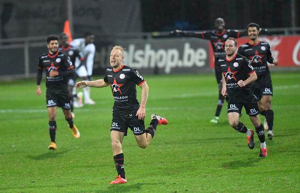 Opvallend: Olivier Deschacht scoort eerste winning goal in carrière
