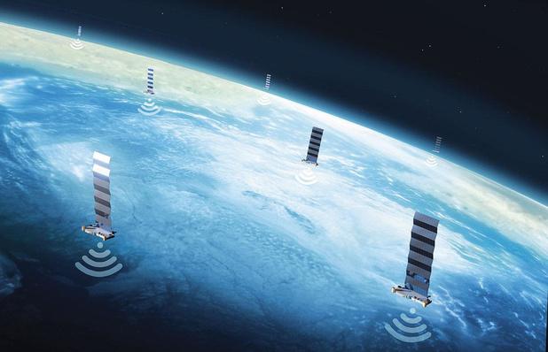 L'internet par satellite peut-il s'imposer en Belgique?