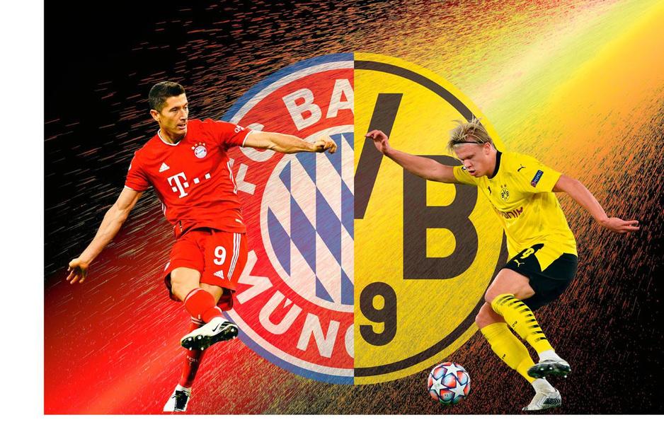 Dortmund-Bayern: de klassieker die er geen is