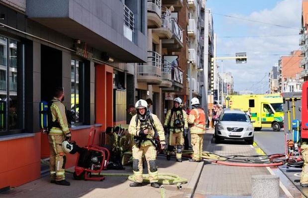 Zaakvoerder Peper & Zout die met zware brand werd geconfronteerd, blijft strijdvaardig
