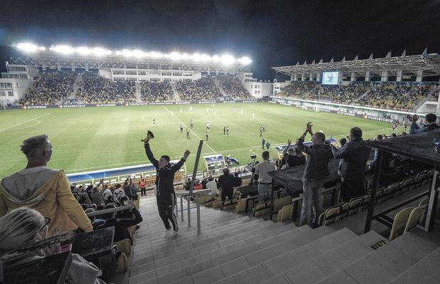 Voyage fou en Transnistrie, à la découverte du FC Sheriff Tiraspol