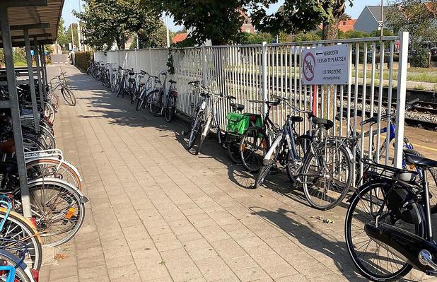 Fietsenchaos aan station van Tielt wordt aangepakt