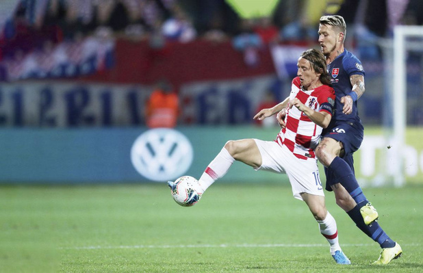 """EURO 2021: """"Les Croates ? Ils peuvent emmerder n'importe qui"""""""