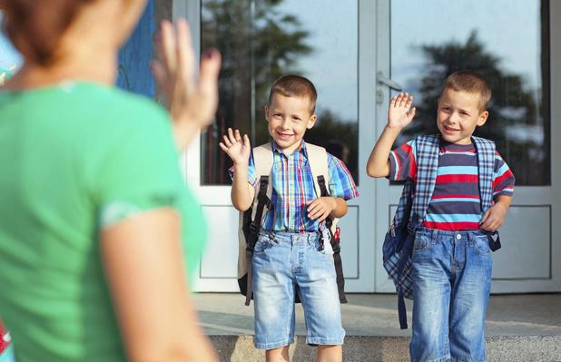 67 procent van de kleuterscholen opnieuw open