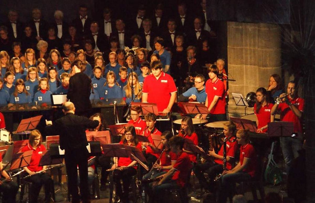 Avelgemse Harmonie De Verenigde Vrienden viert 150-jarig bestaan met jubileumconcert