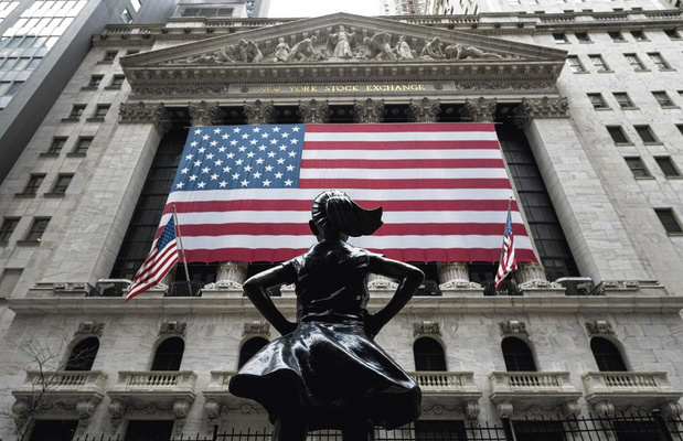 En 2020, Wall Street a vécu au rythme haletant de la pandémie