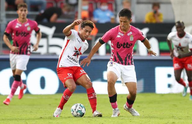 Charleroi behoudt maximum na 0-2-zege bij Essevee
