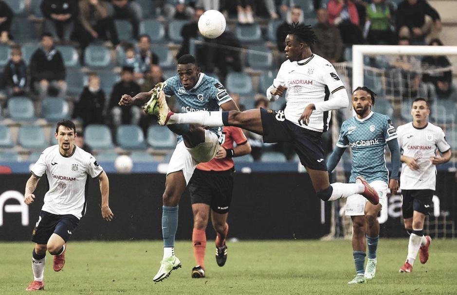 Christian Kouamé: hoe goed is de Ivoriaanse spits van Anderlecht?