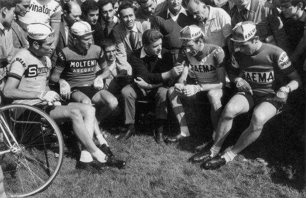 Flashback naar 12 juni 1968: Eddy Merckx zet de Italianen een neus