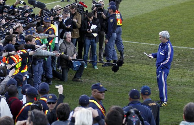 Flashback naar 20 juni 2010: Franse revolutie op het WK in Zuid-Afrika