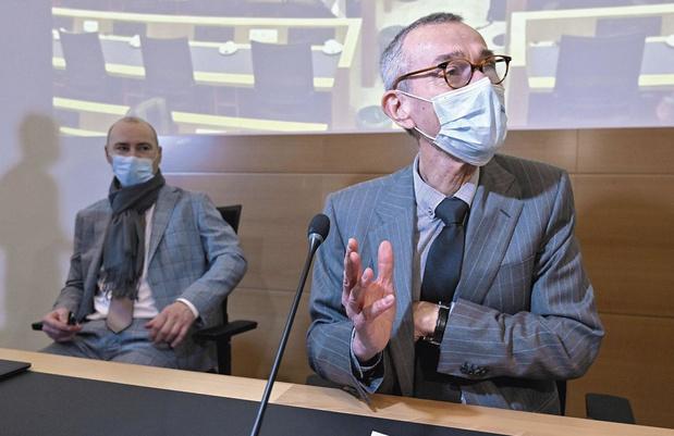 Vandenbroucke autosatisfait de la campagne vaccinale