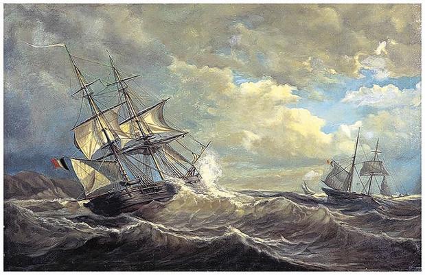 Le 4 mars 1848, la Belgique s'offre un petit bout de Guinée