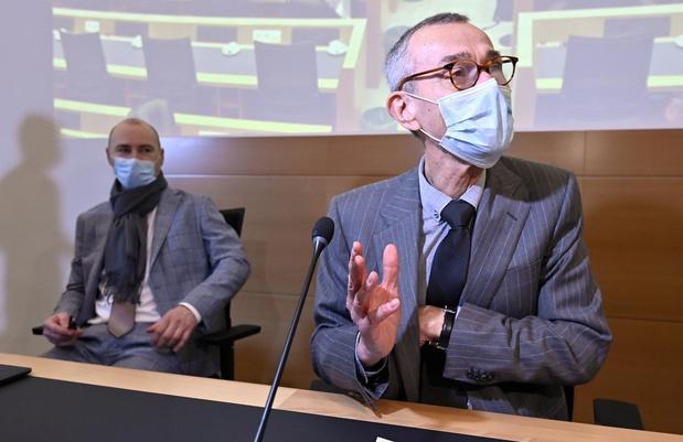 Frank Vandenbroucke autosatisfait de la campagne vaccinale belge