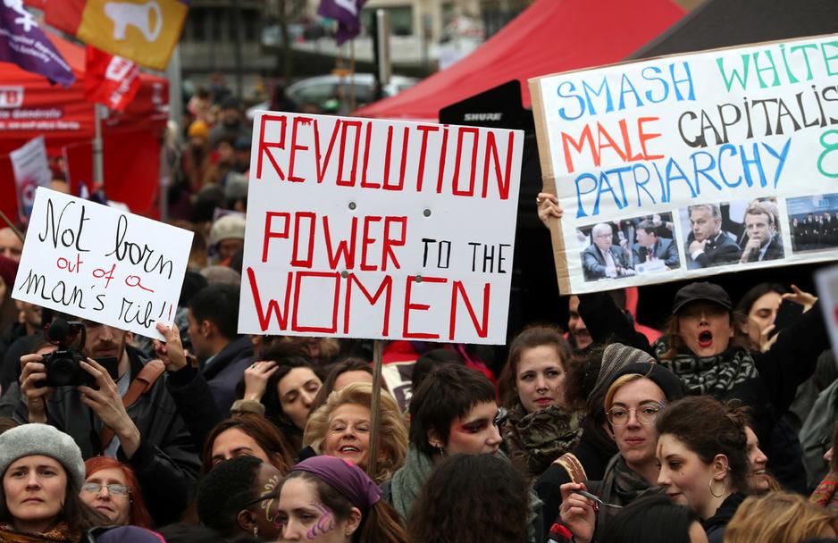 Succesvol actievoeren: hoe effectief is een vrouwenstaking?