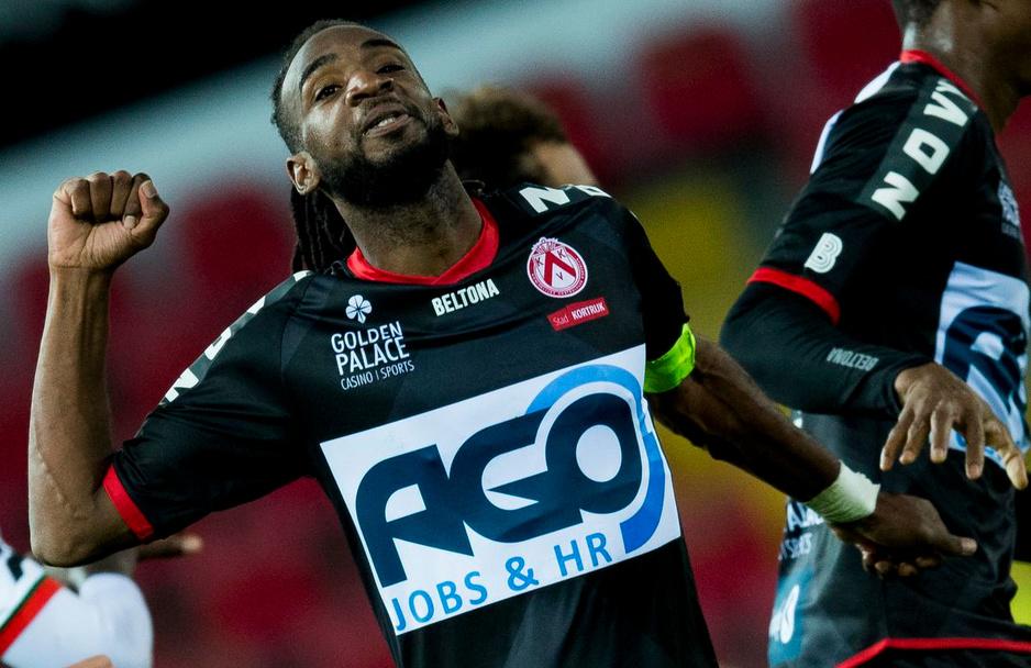 """Ilombé Mboyo: """"Kortrijk is een ploeg voor de top acht"""""""