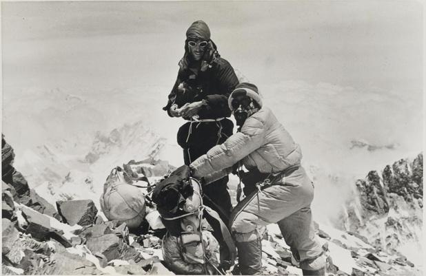 Flashback naar 29 mei 1953: de eerste mensen op het dak van de wereld